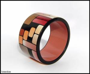 70s wallpaper bangle_2