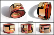 70s wallpaper bangle_1
